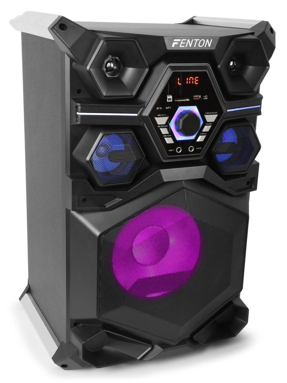 "Afbeelding van 2e keus - Fenton LIVE101 Karaoke Partystation 400W 10"" met Bluetooth..."
