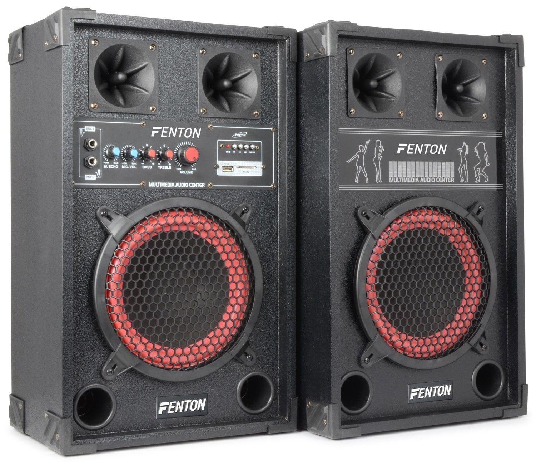 Fenton Spb8 Actieve Pa Speakerset 8 400w Fenton kopen