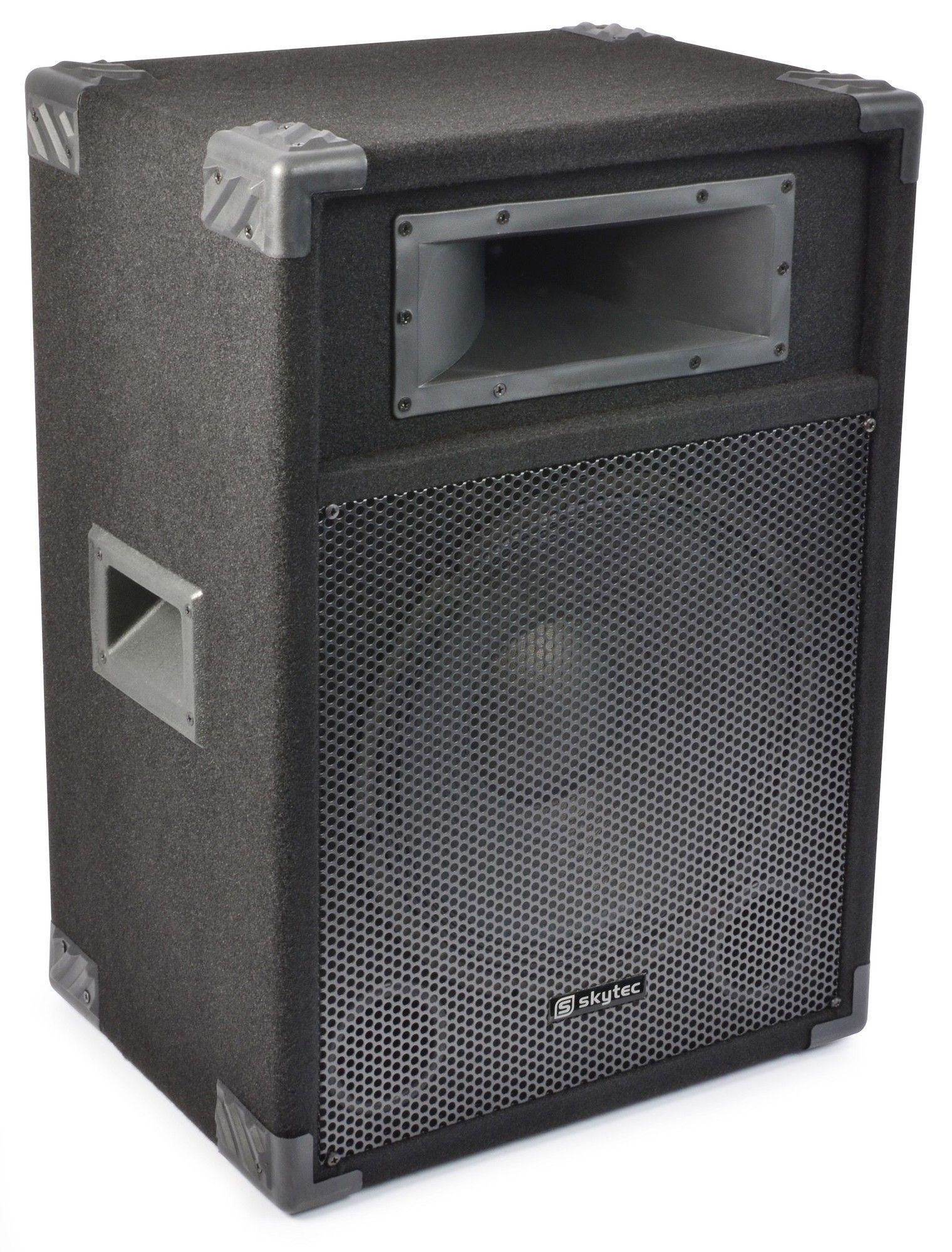 "SkyTec CSB12 PA actieve speaker 12"" 600W thumbnail"