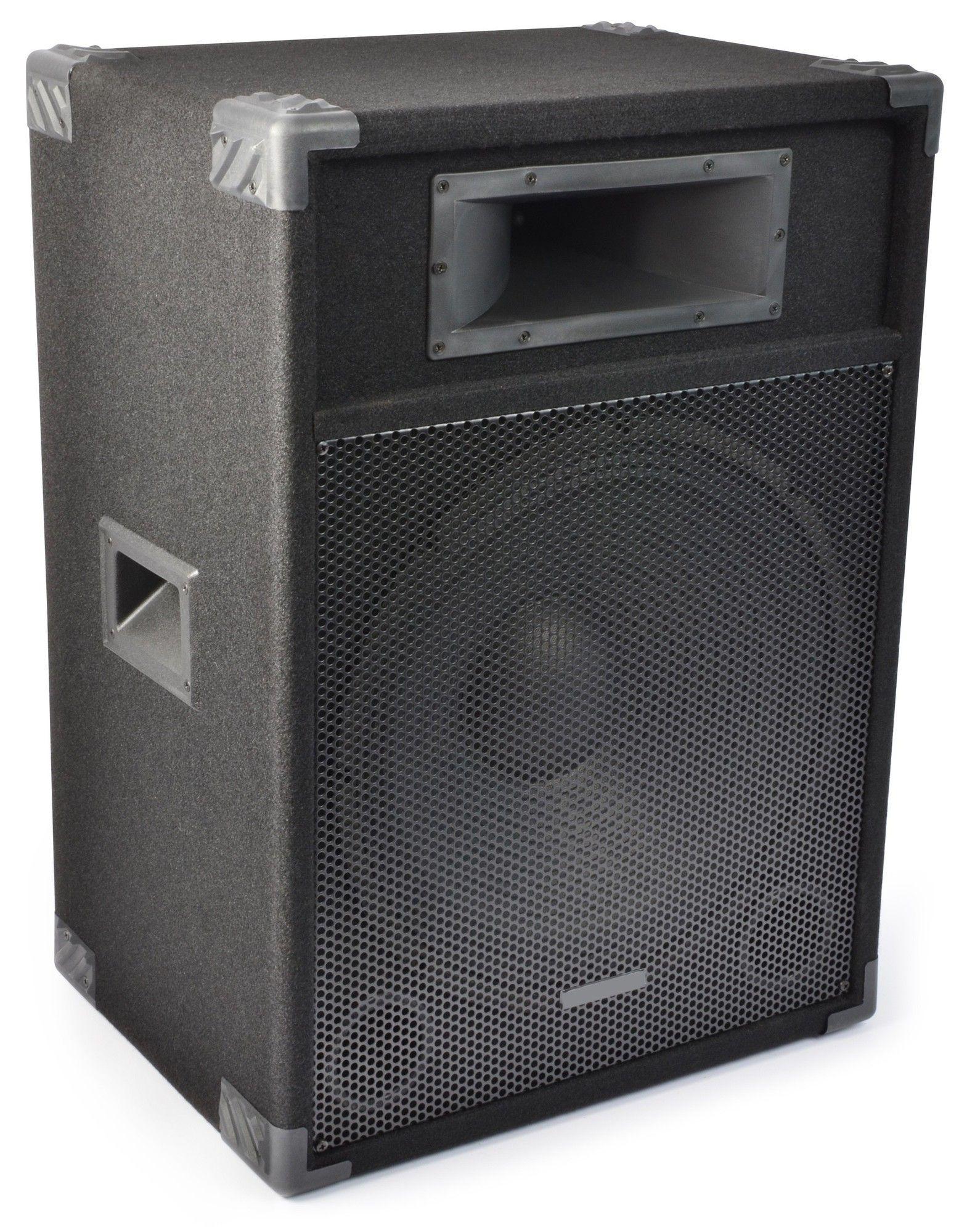 "SkyTec CSB15 actieve 15"" speaker 800W thumbnail"