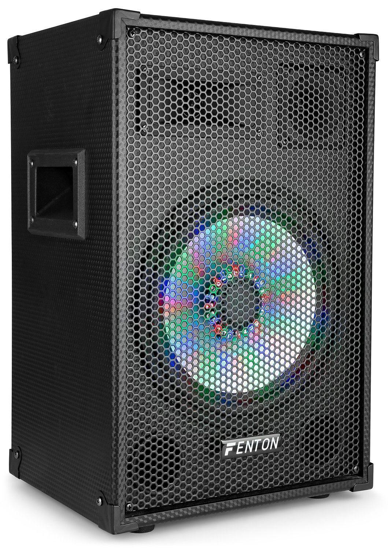 "Afbeelding van 2e keus - Fenton TL10LED passieve 500W 10"" speaker met LEDs..."