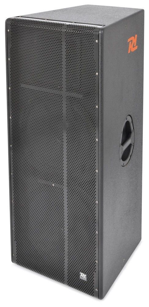 "Power Dynamics PD-3215 PA speaker 2x 15"" 1000 Watt thumbnail"
