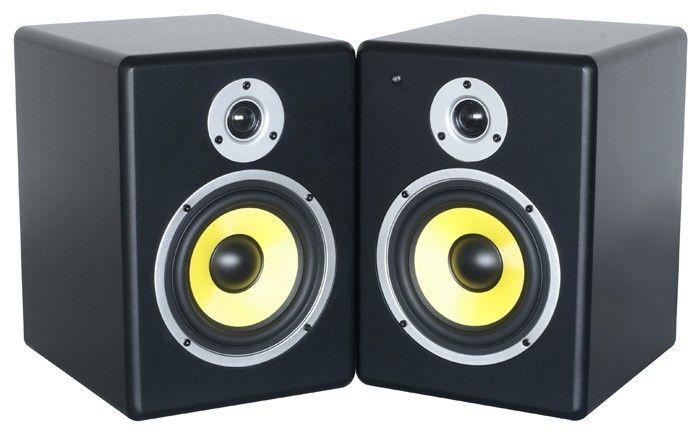 """Afbeelding van 2e keus - Power Dynamics PDSM Actieve 6.5"""" Studio Monitor Speakerset 2..."""