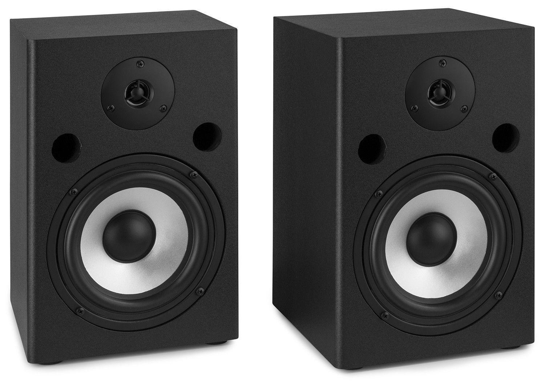 "Afbeelding van 2e keus - Vonyx SM65 actieve studio monitor speakerset 6.5"" - 180W..."