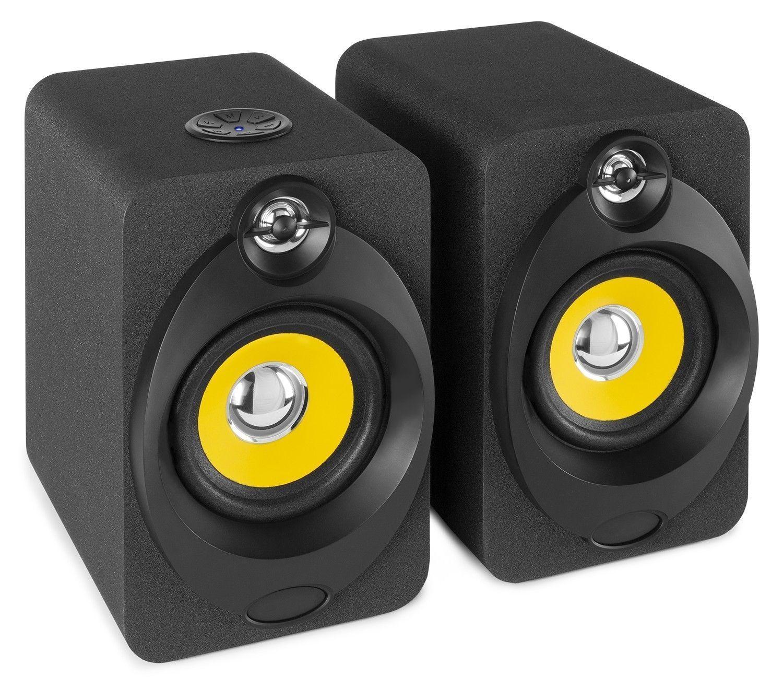 2e keus - Vonyx XP40 studio monitor speakerset met Bluetooth - 80W
