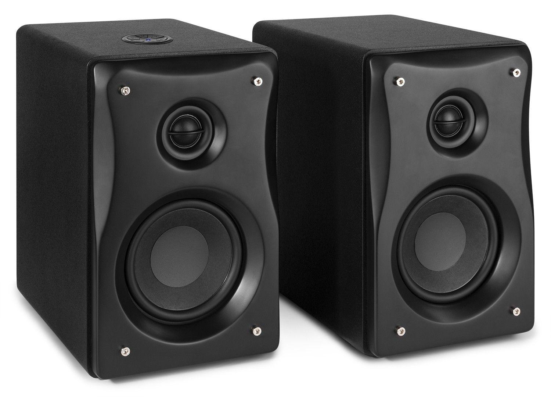 Afbeelding van 2e keus - Vonyx BX40 studio monitor speakerset met Bluetooth - 80W...