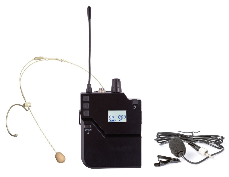 Afbeelding van Power Dynamics PD632BP Bodypack systeem voor PD632 serie...