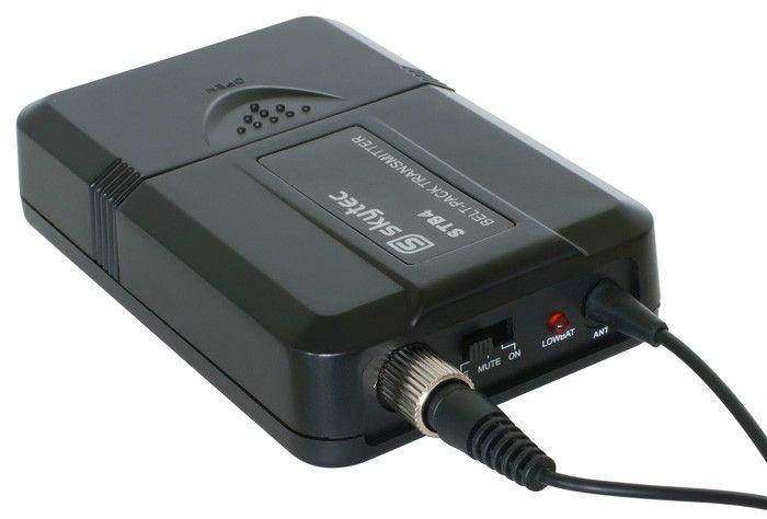 SkyTec STB4 UHF Bodypack zender 864.500MHz
