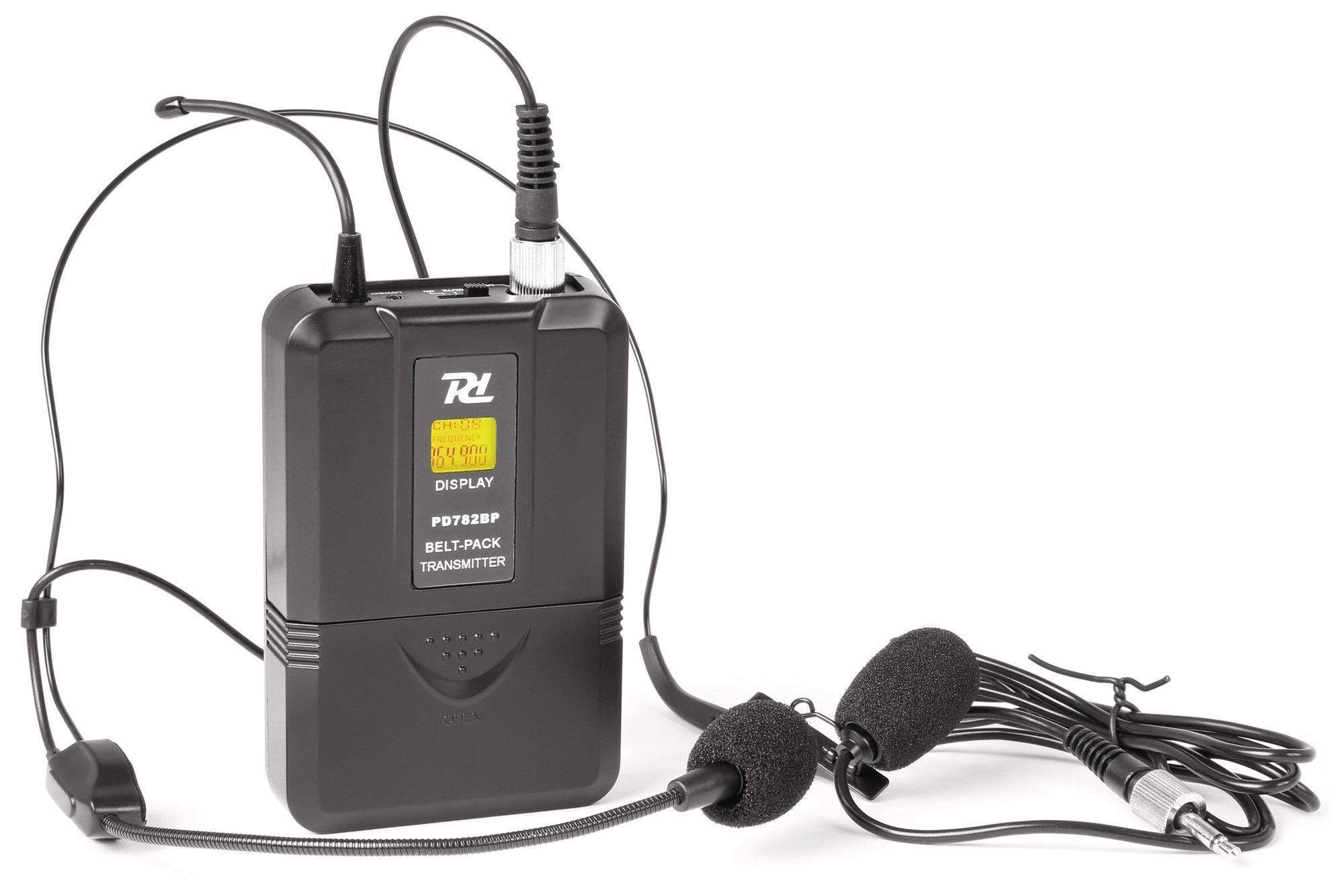 Power Dynamics PD782BP bodypack voor PD780 serie