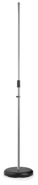 Afbeelding van Vonyx MS100C microfoonstandaard in hoogte verstelbaar - Chroom...