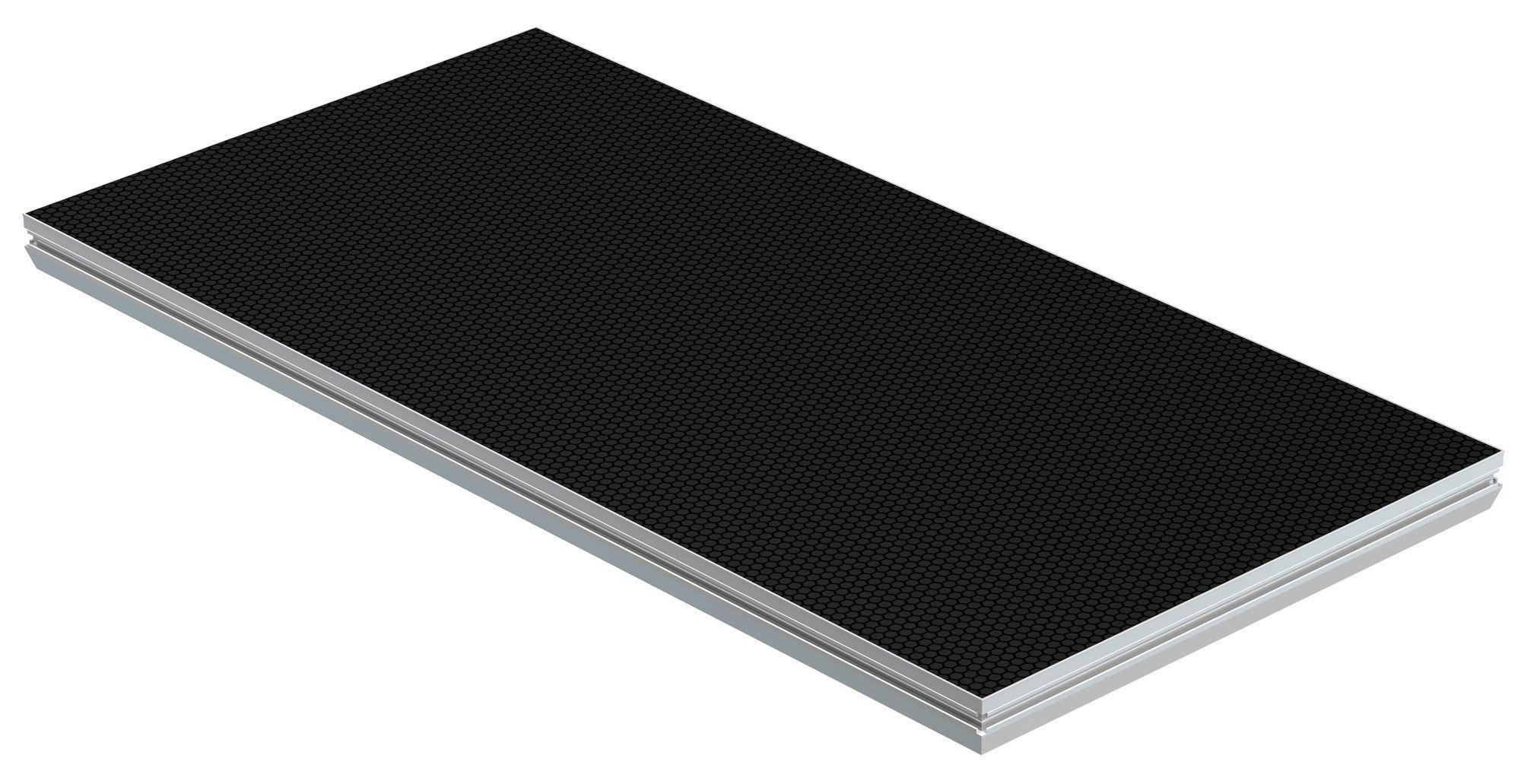 Afbeelding van Power Dynamics Deck750 4x4 voet HEXA afwerking...