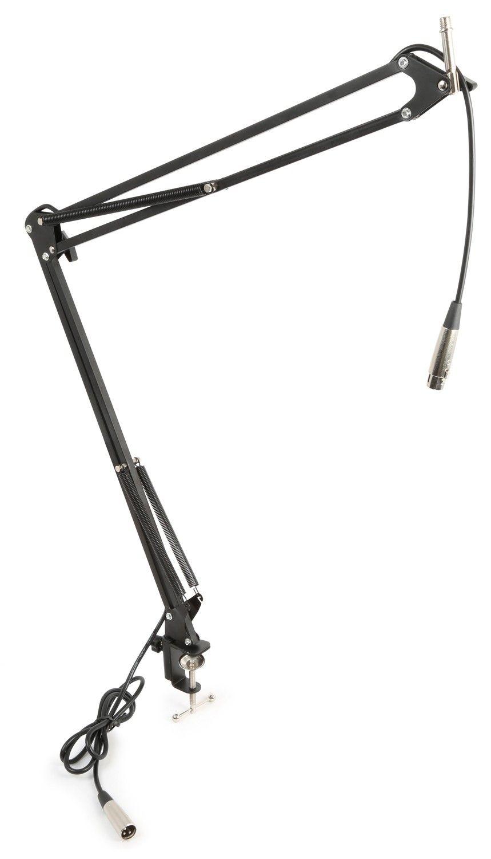 Vonyx verstelbare broadcast microfoon arm tafelmontage