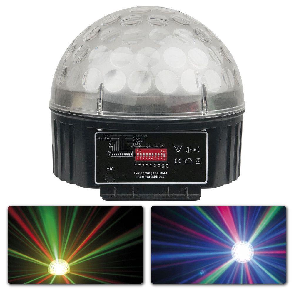 Afbeelding van Showtec Disco Star LED lichteffect...