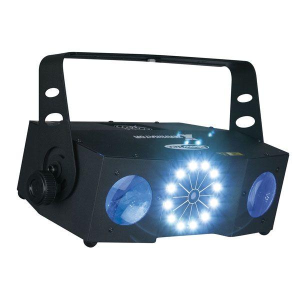ShowTec X-Terminator 3-in-1 LED lichteffect
