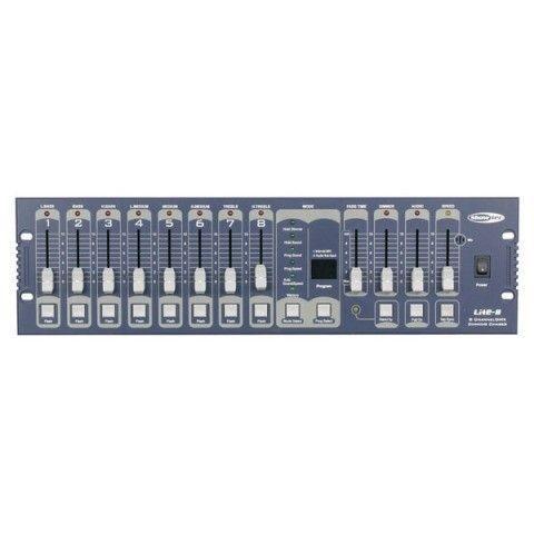 Showtec Lite-8 DMX controller