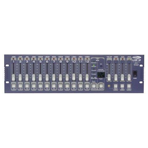 Showtec Lite-12 DMX controller