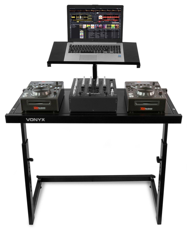 Power Dynamics PDX100 DJ set met DJ meubel