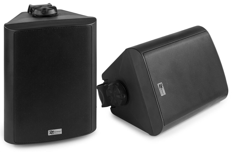 Afbeelding van 2e keus - Power Dynamics BC65V Zwarte 100V & 8 Ohm speakerset 150W ges...