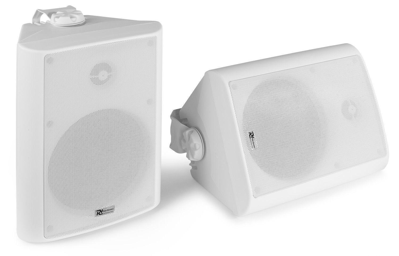 Afbeelding van 2e keus - Power Dynamics BC65V Witte 100V & 8 Ohm speakerset 150W gesc...