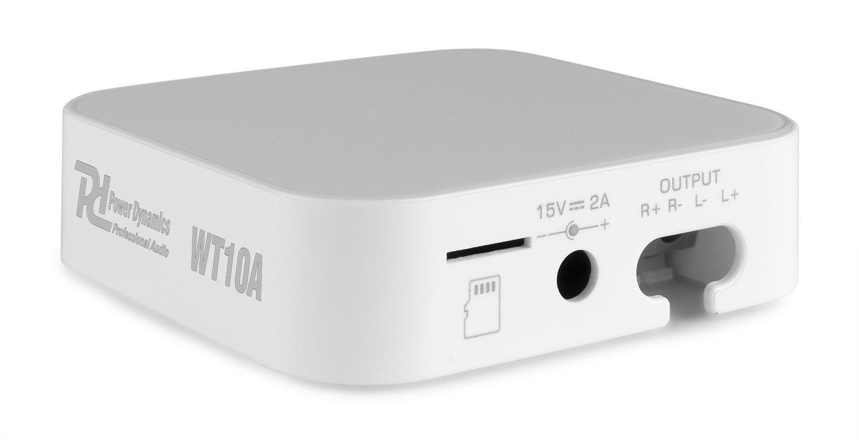 Power Dynamics WT10A WiFi versterker 60W met app en mp3 speler