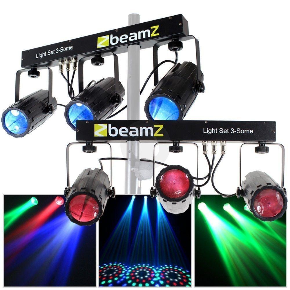 BeamZ 3-some duo voordeel pack