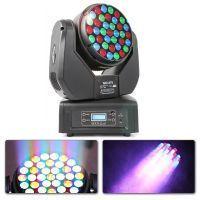 2e keus - BeamZ MHL373 LED movinghead 37x 3W RGB 14 kanalen DMX