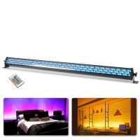 BeamZ LCB252 Bar 8 Segmenten RGB LED's DMX