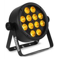 2e keus - BeamZ BAC306 Aluminium LED Par met 12x 12W 6-in-1 LEDs
