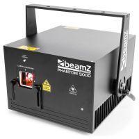 BeamZ Phantom 5000 Pure Diode Laser RGB Analog