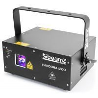 2e keus - BeamZ Pandora 1200 TTL RGB Laser 1.2W met ILDA