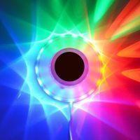 MAX LED lichteffect Spinning Sunflower