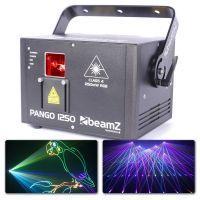 2e keus - BeamZ Pango 1250 Analoge 1.2W laser RGB 30kpps