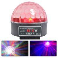 BeamZ Meerkleurige Magic Jelly LED DJ Bal met DMX