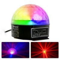 BeamZ Magic Jelly Muziekgestuurde disco ball