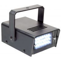 BeamZ LED Stroboscoop Wit met 24 LED's