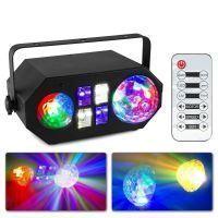 BeamZ LEDWAVE 3-in-1 LED lichteffect met afstandsbediening