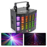 BeamZ Magic2 - LED Derby, laser, blacklight en stroboscoop