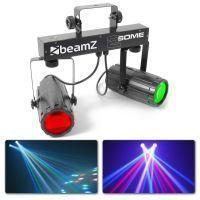BeamZ 2-Some Lichtset 2x 57 RGBW LED's met afstandsbediening