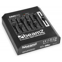 BeamZ 6 kanaals DMX60 Controller