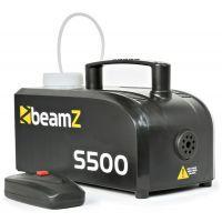 2e keus - BeamZ Compacte kunststof Rookmachine S500 met gratis rookvloeistof
