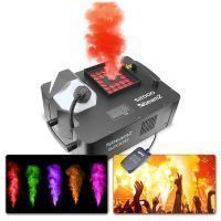 BeamZ S2000 - 2000W rookmachine met LED