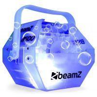 2e keus - BeamZ B500LED Bellenblaasmachine transparant met LED's