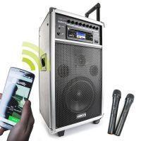 Vonyx ST100 mobiele geluidsinstallatie met Bluetooth