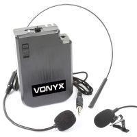 Vonyx VPS10BP UHF headset - 863.200 mHz
