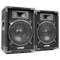 "2e keus - MAX Disco Speakerset MAX8 400W 8"""