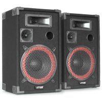 """2e keus - MAX XEN-3508 set PA luidspreker boxen 8"""" 500W"""