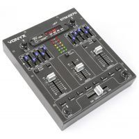 Vonyx STM2270 DJ Mixer met Bluetooth, MP3 & geluidseffecten