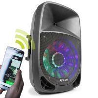Fenton FT1500A Party Speaker 700W met Bluetooth en LED lichteffecten