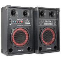 "Fenton SPB-8 Actieve speakerset 8"" 400W met Bluetooth"