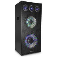 """2e keus - Fenton TL1012LED 3-weg speaker 900W met 12"""" woofer en 10"""" mid"""